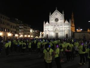 Street Workout Firenze, Piazza Santa Croce