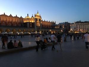 Cracovia - Piazza del Mercato, Rynek