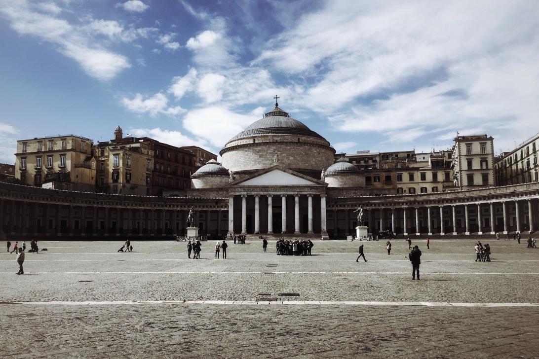 Piazza del Plebiscito - Napoli