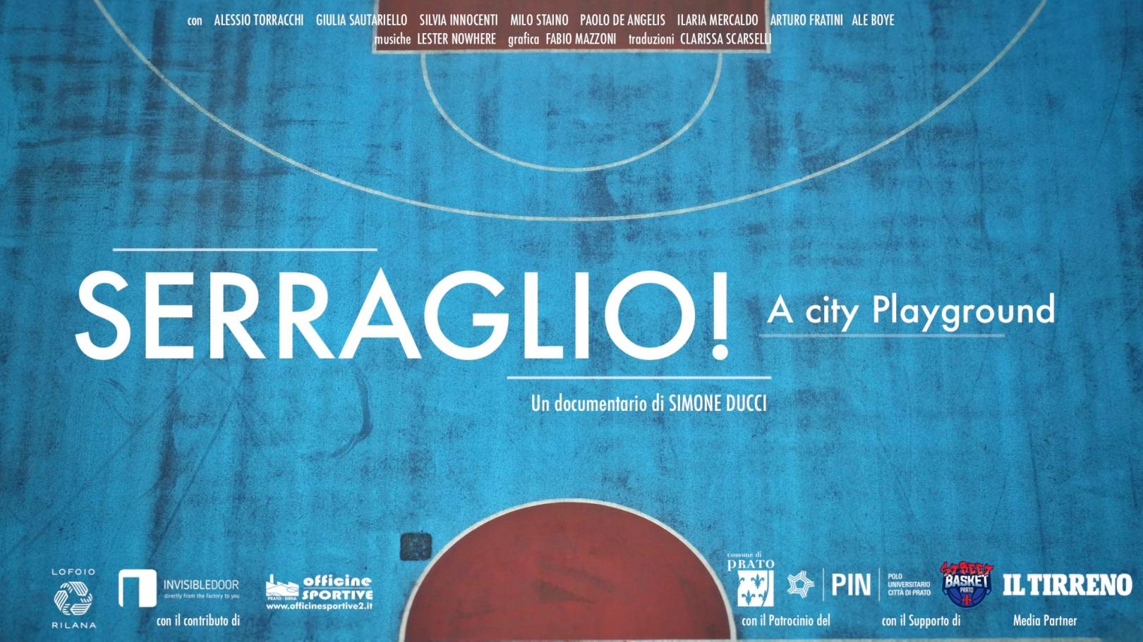 Serraglio! A city Playground